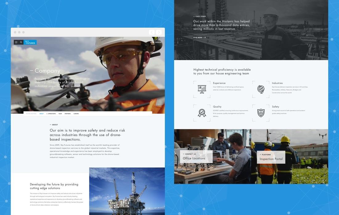 Sky Futures Desktop