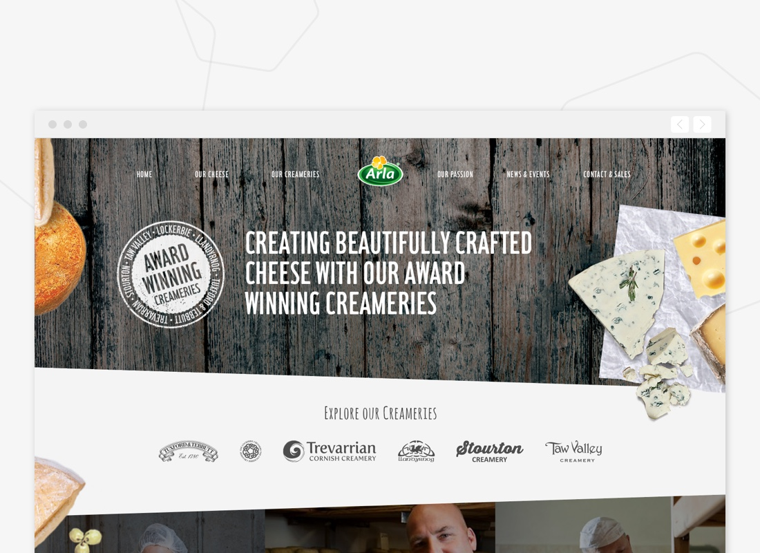 Arla Cheese